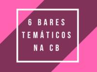 Bares Temáticos em Porto Alegre: 6 dicas