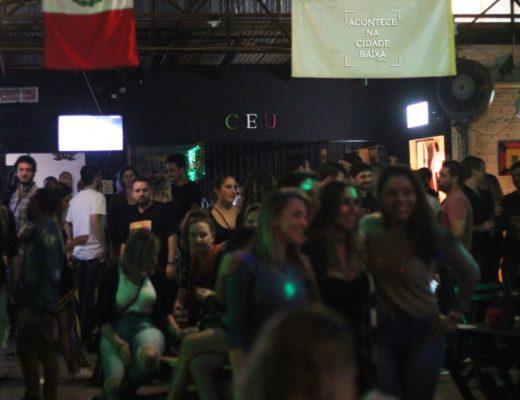CEU BAR + ARTE: Arte, bar, tattoo, moda e muita música!